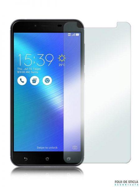 Folie din sticla securizata pentru Asus Zenfone 3 Max ZC520TL