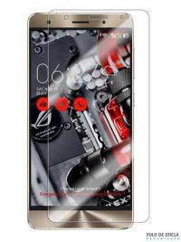Folie din sticla securizata pentru Asus Zenfone 3 Deluxe ZS570KL