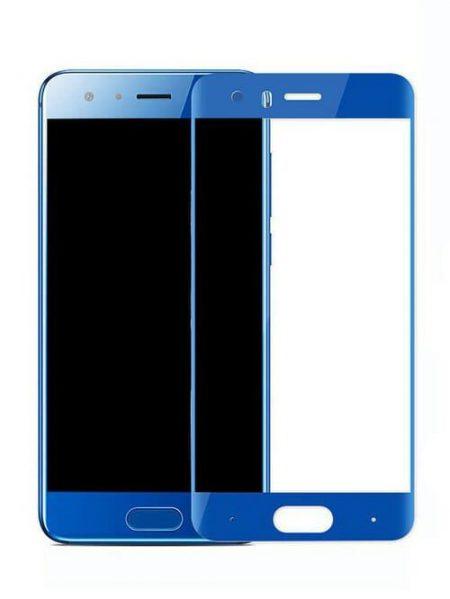 Folie Fullscreen 2.5D din sticla securizata pentru Huawei Honor 9 BLUE