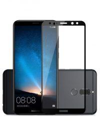 Folie Fullscreen 2.5D din sticla securizata pentru Huawei Mate 10 Lite NEGRU