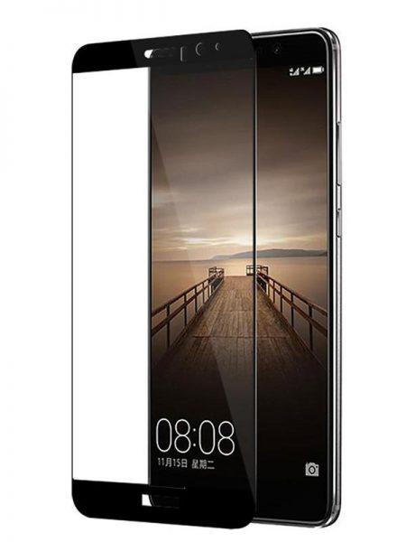 Folie Fullscreen 2.5D din sticla securizata pentru Huawei Mate 9 NEGRU
