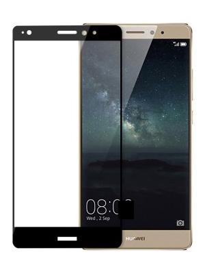 Folie Fullscreen 2.5D din sticla securizata pentru Huawei Mate S NEGRU