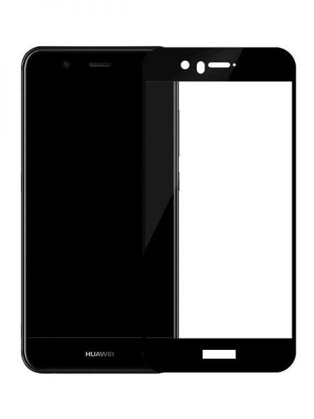 Folie Fullscreen 2.5D din sticla securizata pentru Huawei Nova 2 NEGRU