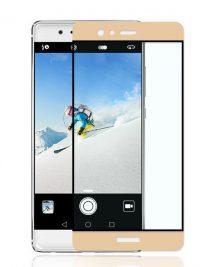 Folie Fullscreen 2.5D din sticla securizata pentru Huawei P9 GOLD
