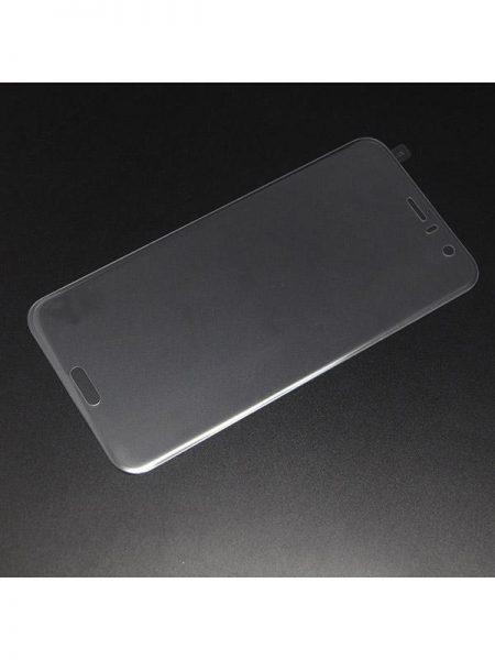 Folie curbată 3D din sticlă securizată pentru HTC U11 TRANSPARENT