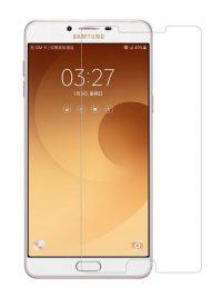 Folie din sticla securizata pentru Samsung Galaxy C9 Pro