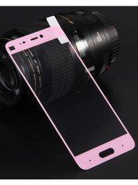 Folie Fullscreen 2.5D din sticla securizata pentru Xiaomi Mi 5 PINK