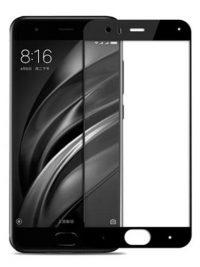 Folie Fullscreen 2.5D din sticla securizata pentru Xiaomi Mi 6 NEGRU