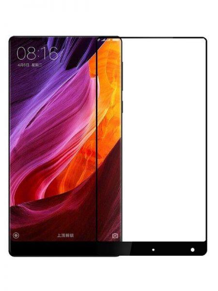 Folie Fullscreen 2.5D din sticla securizata pentru Xiaomi Mi Mix NEGRU