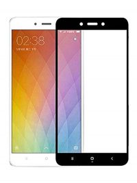Folie Fullscreen 2.5D din sticla securizata pentru Xiaomi Redmi 4A NEGRU