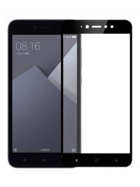 Folie Fullscreen 2.5D din sticla securizata pentru Xiaomi Redmi Note 5A (Y1) NEGRU