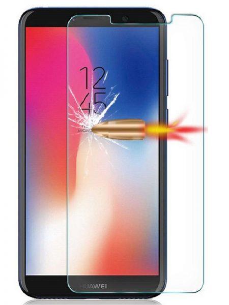 Folie din sticla securizata pentru Huawei Y7 (2018)