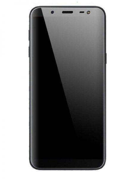 Folie curbată 3D din sticlă securizată pentru Samsung Galaxy J6 (2018) TRANSPARENT (Full cover)