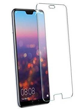 Folie curbată 3D din sticlă securizată pentru Huawei P20 Pro TRANSPARENT