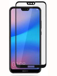 Folie Fullscreen 2.5D din sticla securizata pentru Huawei Honor 10 NEGRU