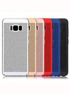 Husă slim tip mesh pentru Samsung Galaxy S8+