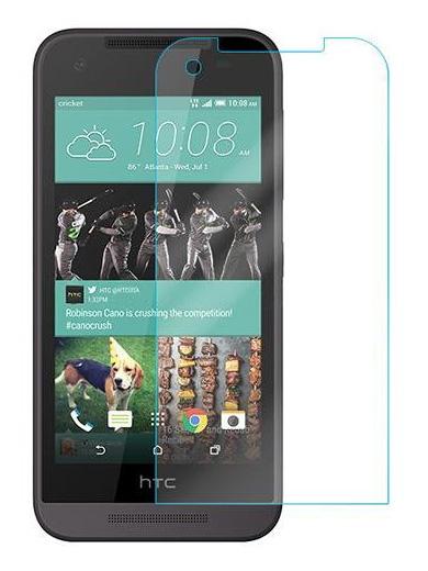 Folie din sticla securizata pentru HTC Desire 520