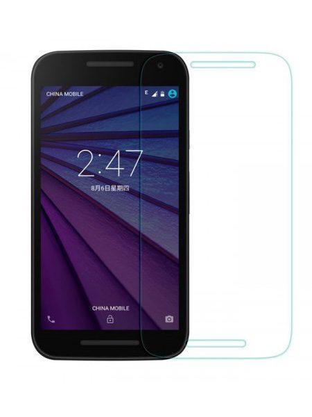 Folie din sticla securizata pentru Motorola Moto G (3rd gen)