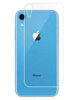 Folie din sticla securizata pentru iPhone XR - Spate