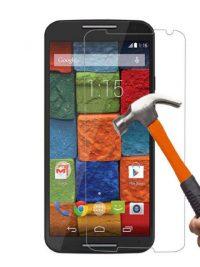 Folie din sticla securizata pentru Motorola X (2nd gen)