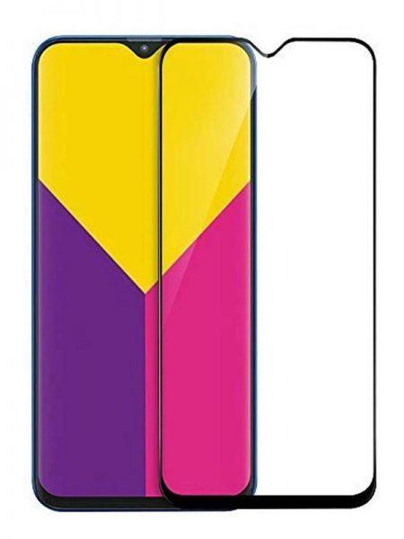 Folie Fullscreen 9D din sticla securizata pentru Samsung Galaxy M10 - FULL GLUE
