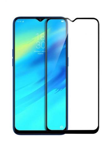 Folie Fullscreen 5D din sticla securizata pentru Samsung Galaxy M30 - FULL GLUE