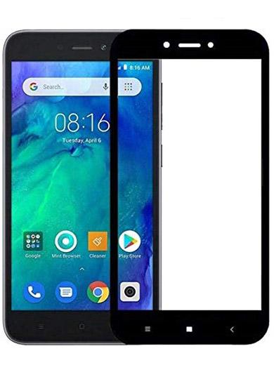 Folie Fullscreen 9D din sticla securizata pentru Xiaomi Redmi Go - FULL GLUE