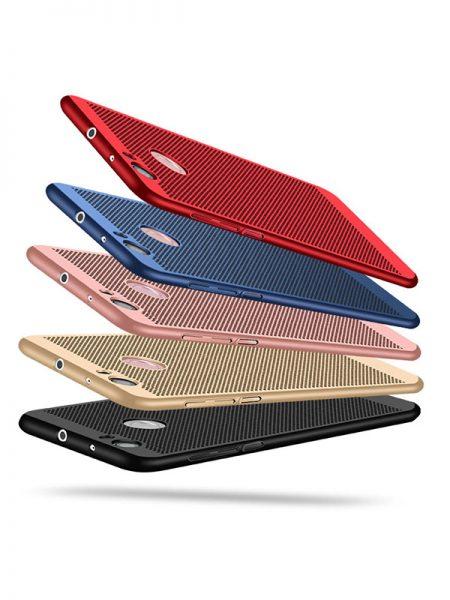 Husă slim tip mesh pentru Huawei P20