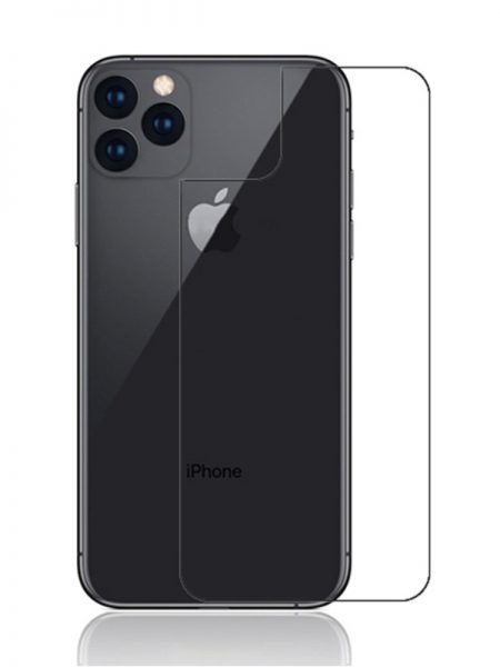 Folie din sticla securizata pentru iPhone 11 Pro - Spate