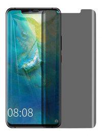 Folie PRIVACY curbată 3D din sticlă securizată pentru Huawei Mate 20 Pro