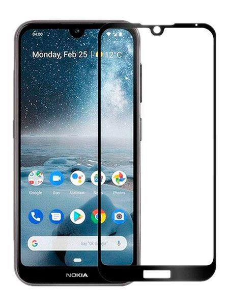 Folie Fullscreen 111D din sticla securizata pentru Nokia 4.2 - FULL GLUE