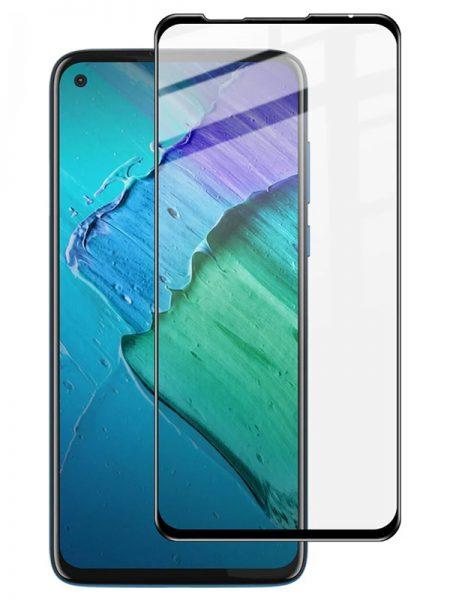 Folie Fullscreen 9D din sticla securizata pentru Motorola Moto G8 / G8 Power - FULL GLUE