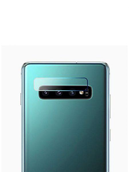Folie din sticla securizata pentru cameră pentru Samsung Galaxy S10 / S10+