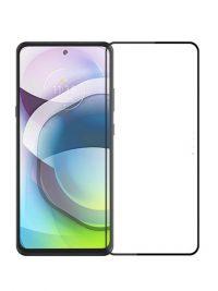 Folie Fullscreen 9D din sticla securizata pentru Motorola Moto G 5G - FULL GLUE
