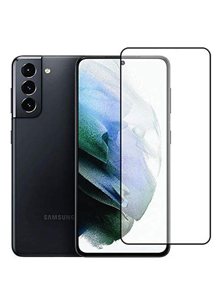Folie Fullscreen 9D din sticla securizata pentru Samsung Galaxy S21 5G - FULL GLUE