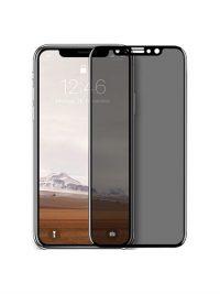 Folie PRIVACY ușor curbată 5D din sticlă securizată pentru iPhone 12 Pro Max